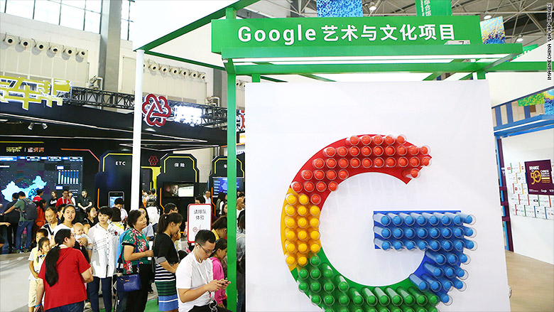Lawmakers press Google on reports it will return to China