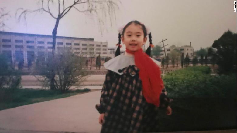 cathy tie childhood