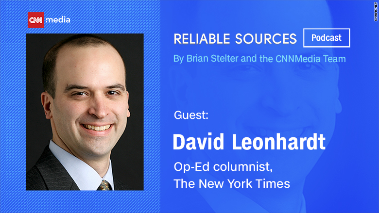 reliable sources podcast david leonhardt