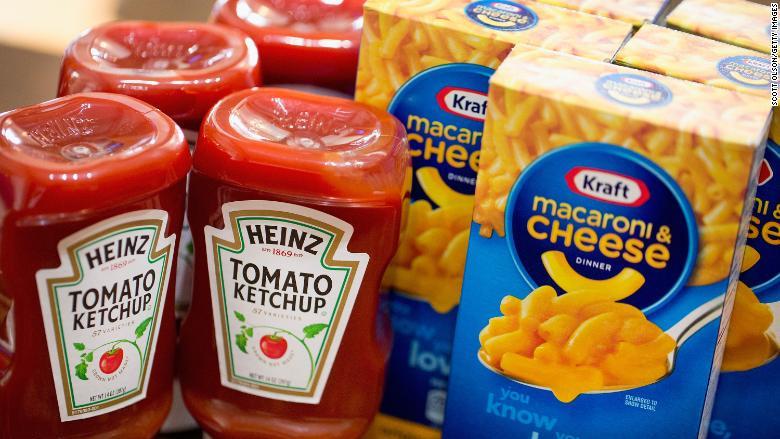 Kraft Heinz Reports Tasty Sales But Campbell Soup Rumors Won U0026 39 T Die