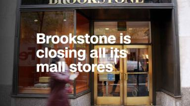 Brookstone is closing all its mall stores