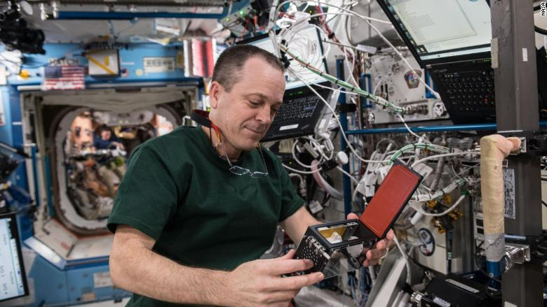 Ricky Arnold astronaut