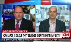 Leonhardt: Trump wants a 'monopoly on info'