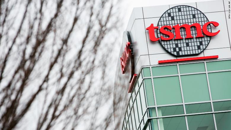 Taiwan Semiconductor Manufacturing Company TSMC