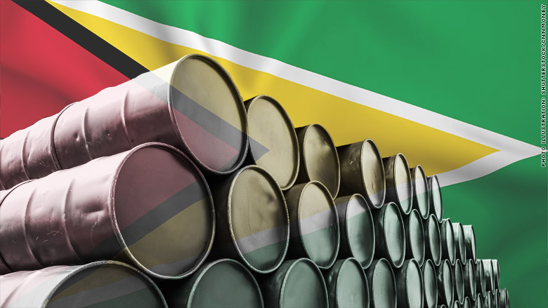 GFX guyana oil reserve