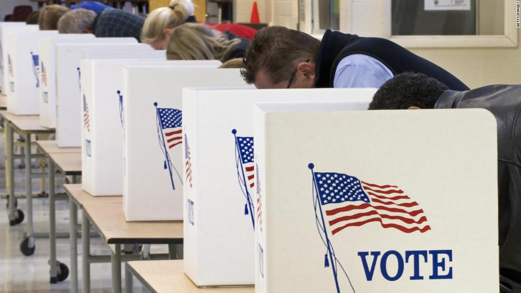 Why voting in the US is so hard