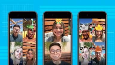 Facebook adds quirky Messenger games to video chats