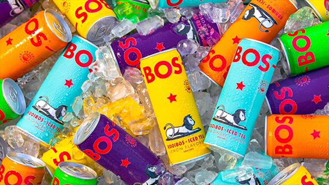 South Africa's top iced tea company is a marketing phenomenon