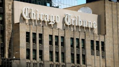 Amid reports of sale, Chicago Tribune owner Tronc stays mum