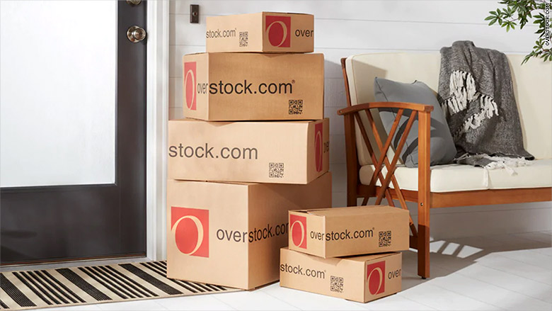 Remember Overstock? It's basically a crypto company now