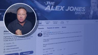 Twitter admits InfoWars violated its rules, but says it will remain on the platform
