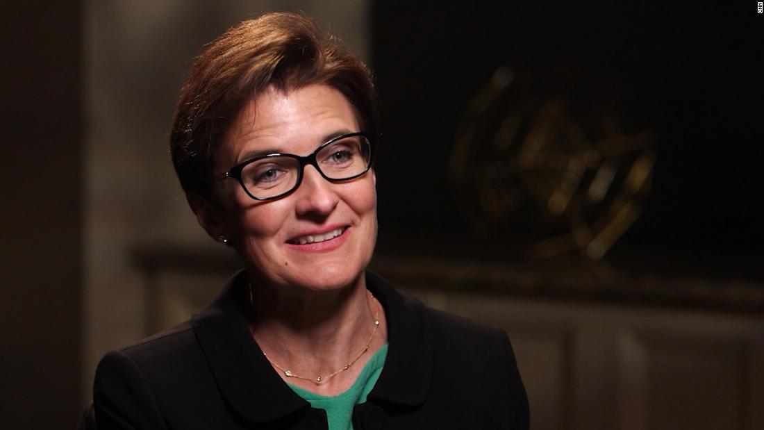 Could Citi's Jane Fraser become the first female banking CEO on Wall Street?