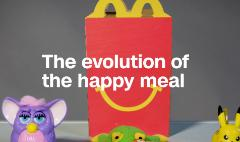 The evolution of the Happy Meal