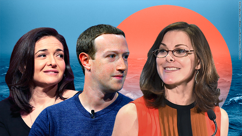 pacific newsletter sandberg zuckerberg brown