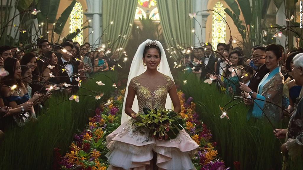 'Crazy Rich Asians' features all-Asian cast