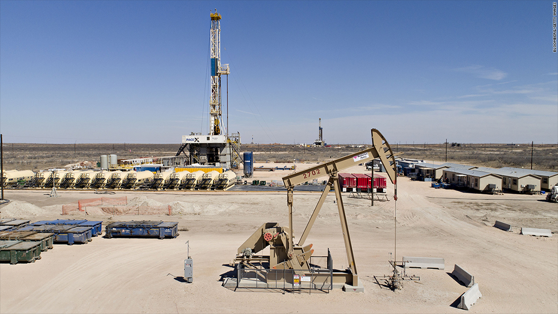 Big Oil is racing to pump all the oil out of Texas