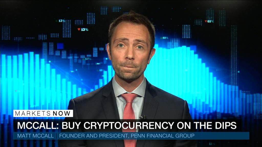 McCall: Buy Bitcoin on the dip
