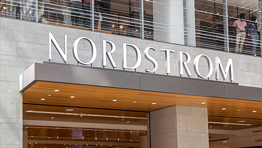 Nordstrom racks up big gain in digital sales