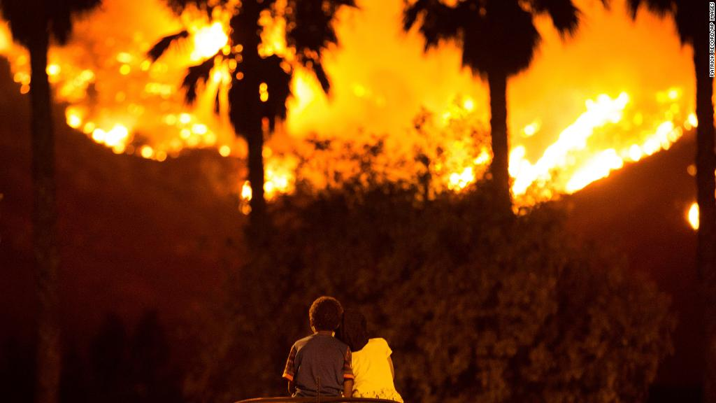 Why wildfires are becoming the new normal
