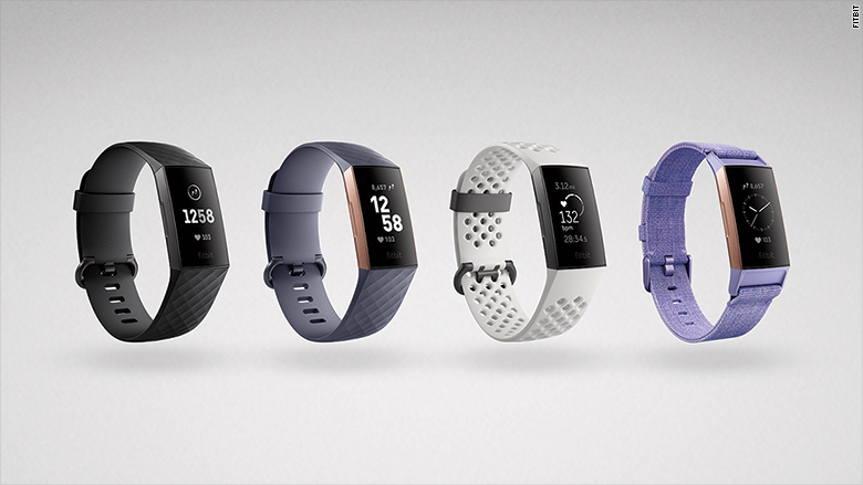 Fitbit Charge 3 Swimproof Fitness Tracker Launched in India for Rs 14999