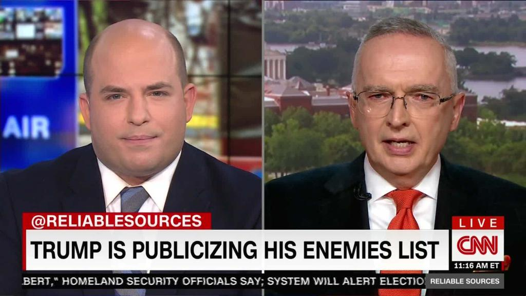 Ralph Peters: 'Fox isn't immoral, it's amoral'