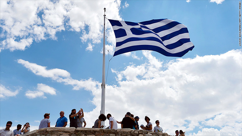 Greece is finally done with its epic bailout binge