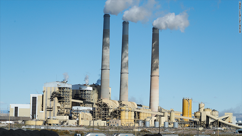 EPA proposes relaxing coal plant emissions rule