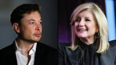 Arianna Huffington won't let Elon Musk off the hook, says he must recharge