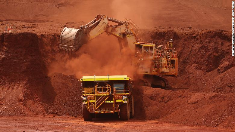 fortescue australia mining
