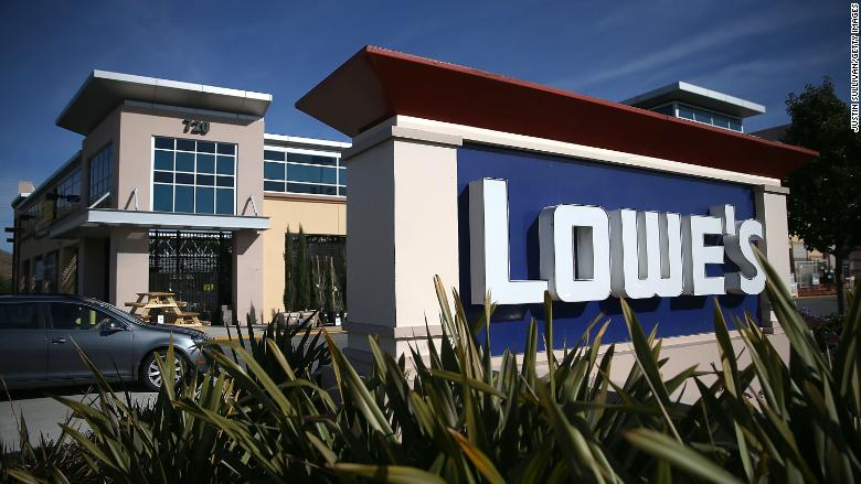 Lowe's closing Orchard Supply stores as quarterly earnings rise