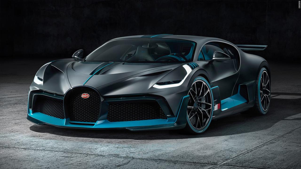 bugatti 39 s new 39 hypercar 39 costs 5 8 million video business news. Black Bedroom Furniture Sets. Home Design Ideas