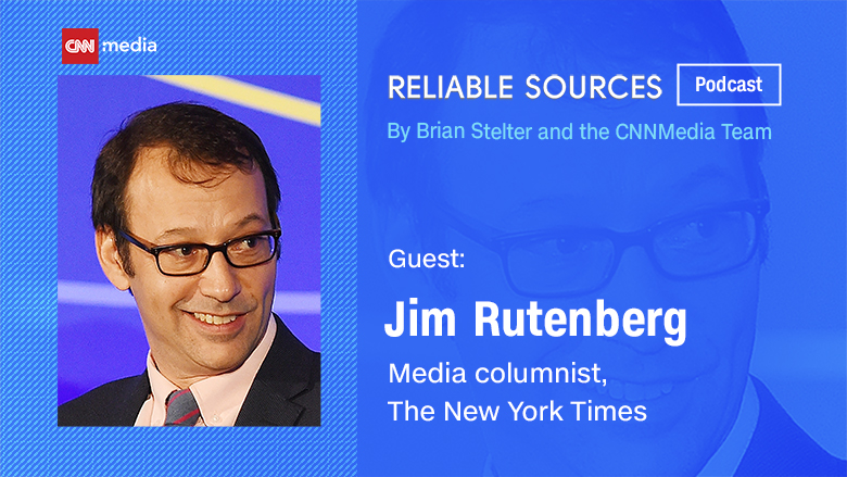 NYT's Jim Rutenberg on National Enquirer's 'catch and kill'