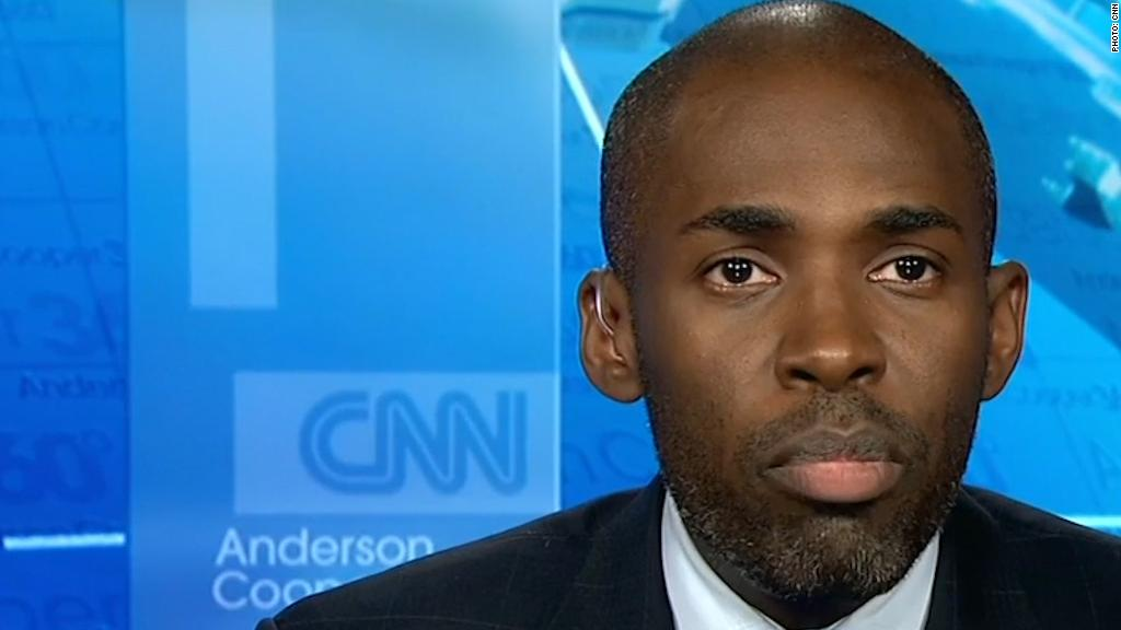 CNN contributor Paris Dennard suspended
