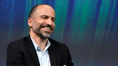 Uber CEO reflects on one year at the company