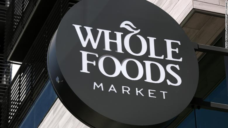 whole foods sign RESTRICTED