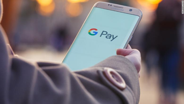 google pay phone RESTRICTED