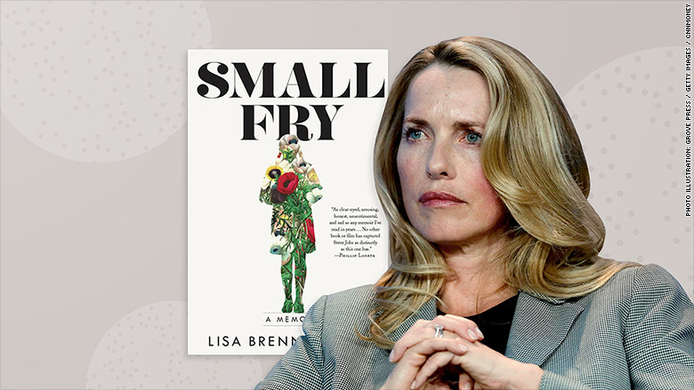 laurene powell small fry book