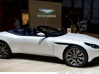 Aston Martin Is Getting Ready For An Ipo In London