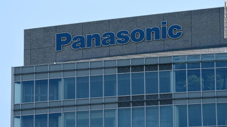 Panasonic to move European HQ from UK to Amsterdam