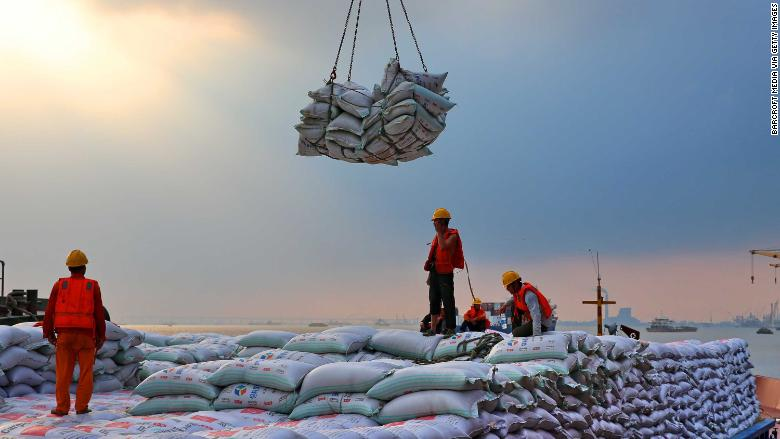 01 china soy tariffs FILE RESTRICTED