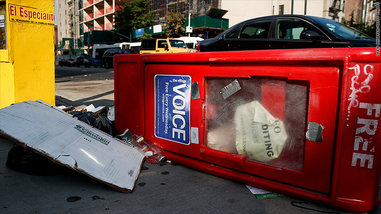 village voice shutting down
