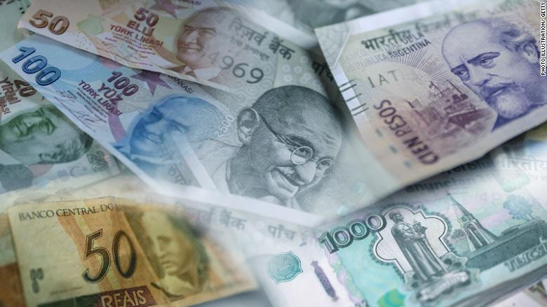 From The Rupee To The Lira These Emerging Market Currencies Are