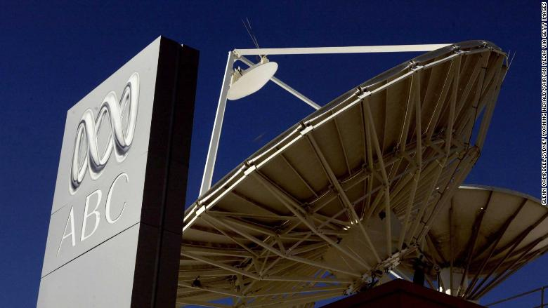 01 ABC Australia FILE RESTRICTED