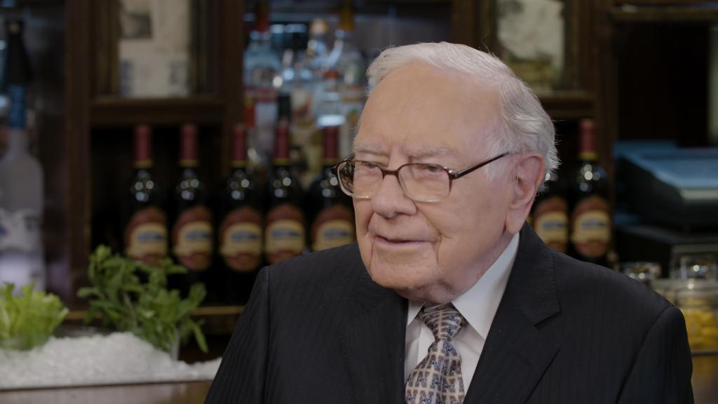 Buffett: I'm not worried about America's future