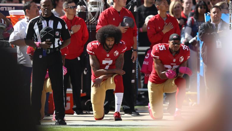 Why Nike Is Betting Its Slogan On Colin Kaepernick