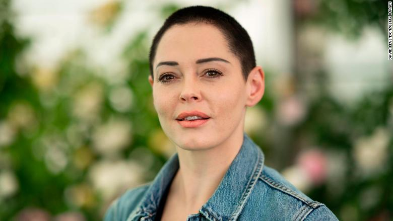 rose mcgowan RESTRICTED