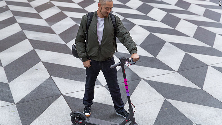 lyft scooters 2