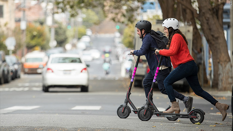 lyft scooters 1