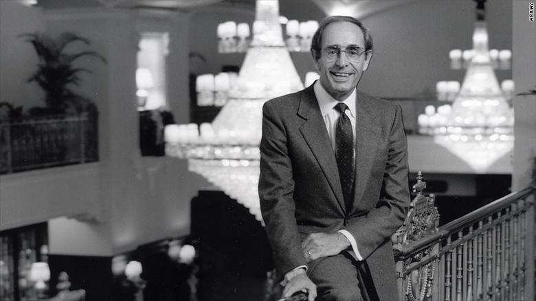 rich devos amway historical shots