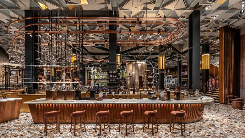 Starbucks milan stools